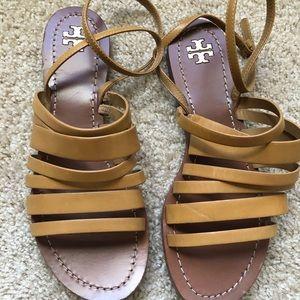 Tory Burch Sandals Tan